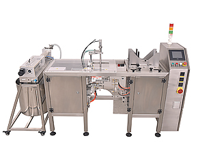 doypack packaging machine for liquid