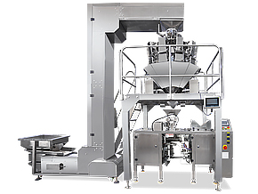 granules doypack packaging machine
