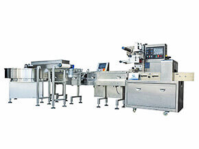 Rice Biscuit Packing Machine