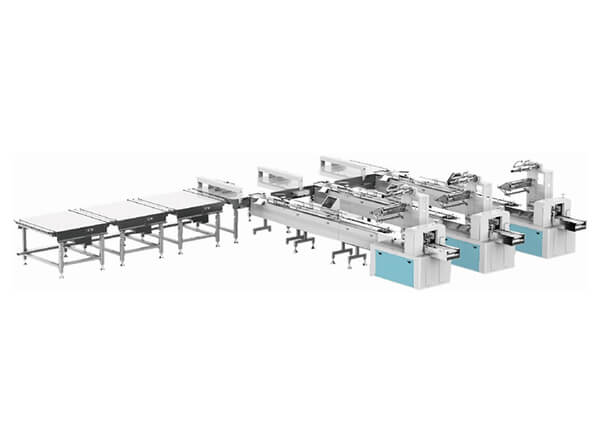 Bread and Biscuit Packing Line