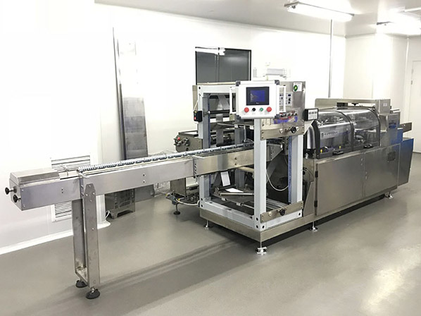 medical mask packing machine