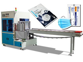 four-sides sealing bag packing machine