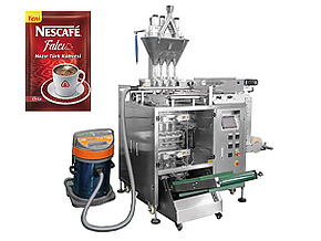 coffee sachet packing machine