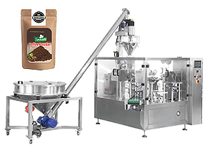 coffee bag packaging machine