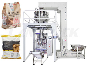 Potato Multihead Weigher Packing Machine