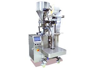 triangle seal bag packing machine
