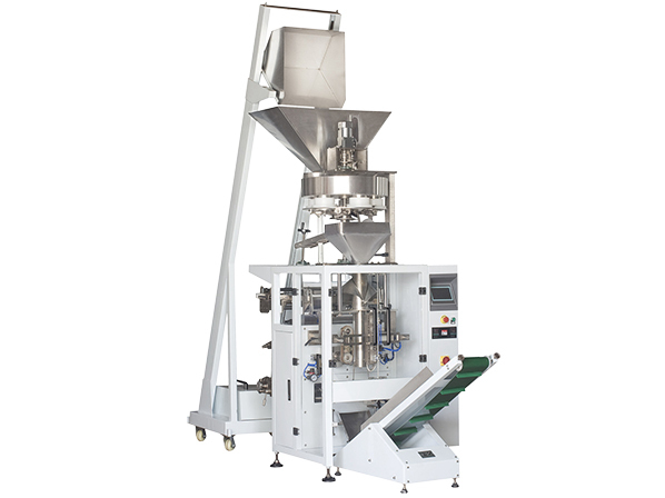 lentil Packing Machine