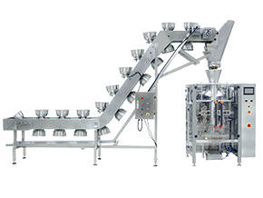 frozen food packaging machine