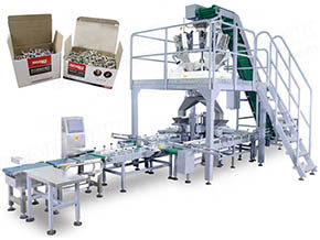bolt packing machine