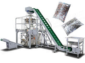 fastener packing machine