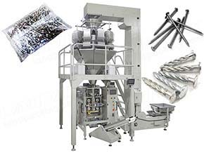 screw packaging machine