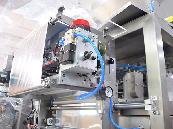 stick pack filling machine
