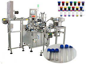 Capping Machine for Reagent Plastic Test Tube and Antiviral Liquid etc