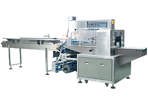 flow pack machine
