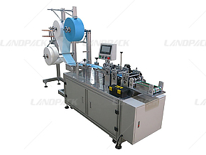 3ply mask blank making machine