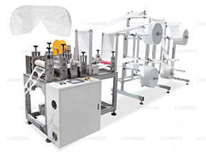 n95 mask blank making machine