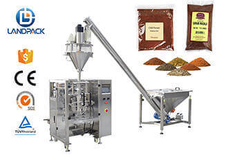 500g vertical powder packaging machine
