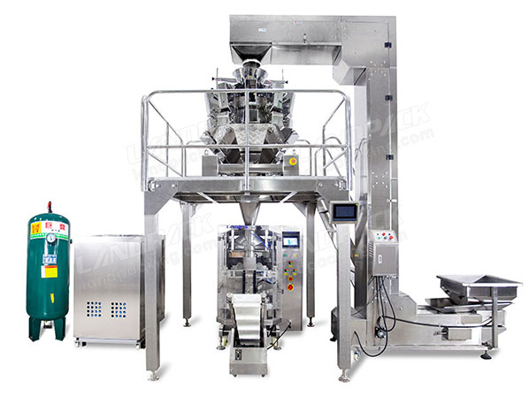 nitrogen food packaging machine