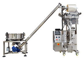 Powder packaging equipment