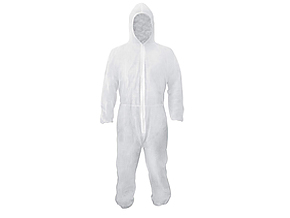 dust protection suit