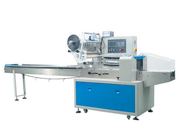 Snack bar packing machine