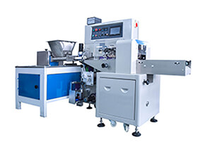 small flow wrapping machine