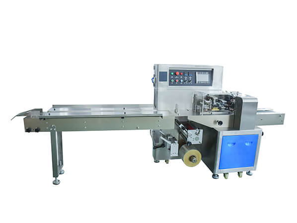 flow pack machine price